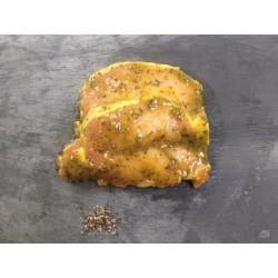 pavés marinés romarin citron