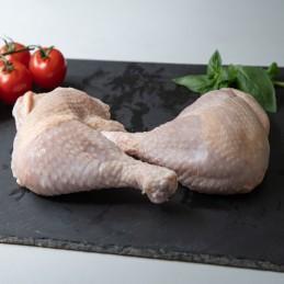 700G de cuisses de poulet...