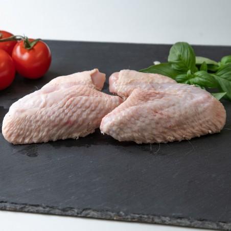500 gr d'ailes de poulet, ferme de Michael p
