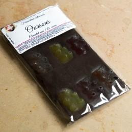 Chocolat noir - Ourson - 100 g