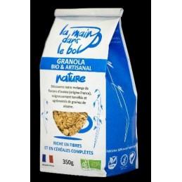 Granola bio - nature - 350 g