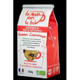 Granola bio - pomme...