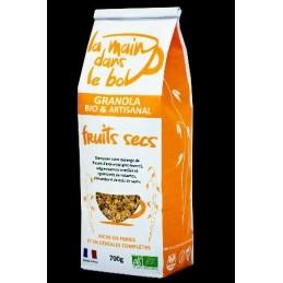 Granola bio - Fruits Secs -...