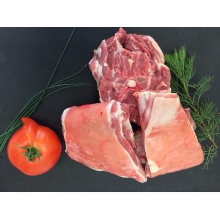 500 g de ragoût d'agneau, de la ferme de Michael