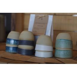 Coffret tisane et céramique
