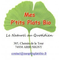 """Mes ptits plats bio """"Producteur local"""""""